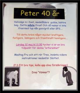 40 års present claesgoranjonsson.se 40 års present